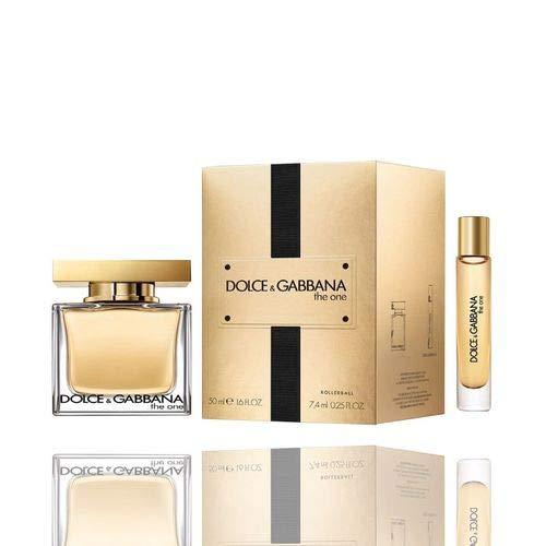 Dolce & Gabbana The One Duftset Eau de Parfum Spray + Roller, 1er Pack (1 x 1 Stück)