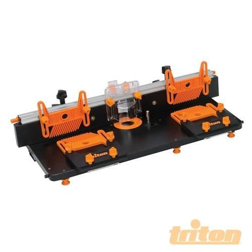 Orificio boca fresadora banco Triton TWX7 Apto para trabajos de precisión precio de oferta