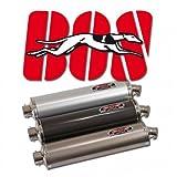 BOS db-eater Schalldämpfereinsatz, 32 x 200mm,