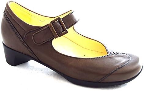 Wolky Opal Señoras Zapatos DE Mary Jane