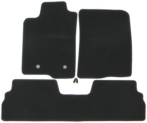 Preisvergleich Produktbild TN-Profimatten Toyota Corolla Verso Baujahr 2001-2009 Fussmatten - Autoteppich Original Passform osru