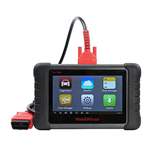 410KSRWGbEL BEST BUY #1Autel MaxiDAS DS808 Upgrade Version of DS708 Wifi Tablet Auto Diagnostic Tool