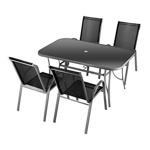Nexos 5-Teiliges Gartenmöbel-Set