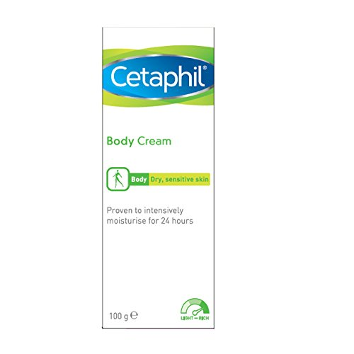 Fragrance Free Body Care Lotion (Cetaphil Moisturising Cream 100g)