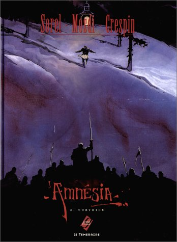 Amnesia, tome 2 : Eurydice