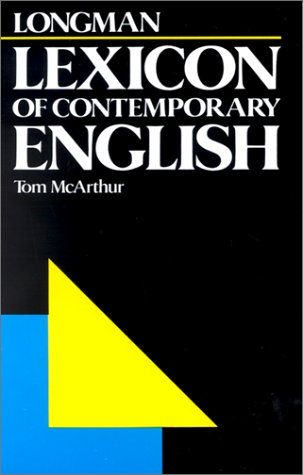 Longman Lexicon of Contemporary English (Londic)