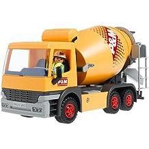 Camion toupie playmobil - Playmobil camion chantier ...