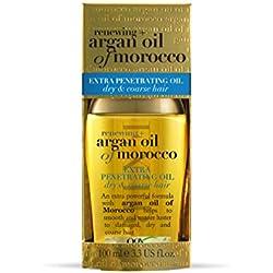 OGX Aceite Extra-Penetrante para el Cabello con Argán Marroquí - 100 ml