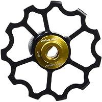 Massi - Ruleta De Cambio CNC Anodizada Negra
