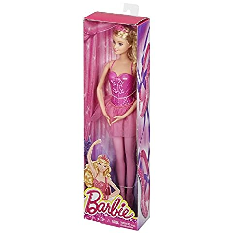 Barbie Ballerina Puppe - Barbie [UK