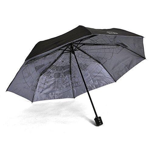 Star Wars VII fuerza despierta paraguas halcn Milenio