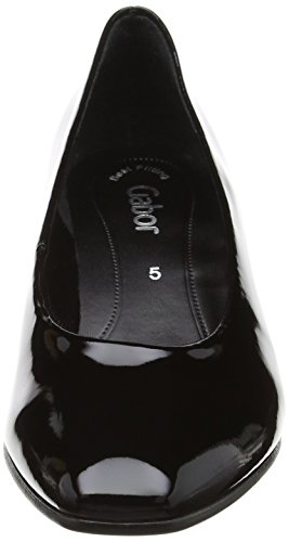 Gabor Shoes Fashion, Scarpe con Tacco Donna Nero (schwarz +Absatz 77)