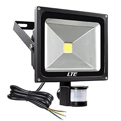 LTE 30W Motion Sensor Light,LED Floodlight with PIR Sensor,Daylight White,Waterproof Security Lights,6000K,2250 Lumen,Outdoor Sensor Light from OU SHANG INTERNATIONAL (HONG KONG) LIMITED