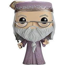 POP! Vinilo - Harry Potter: Albus Dumbledore (Michael Gambon)