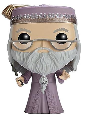 Funko - POP Movies - Harry Potter - Dumbledore (Wand)