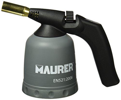 Maurer 2650160 Soplete a Cartucho Cuerpo ABS
