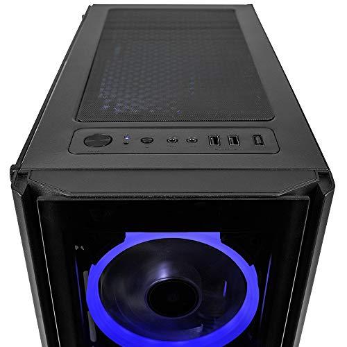Megaport PC AMD Quad Core A8-9600 4x 3.40 GHz • Windows 10 • AMD Radeon R7 • 8GB DDR4 • 1TB • USB3.0 desktop pc • low budget gamer pc • computer • rechner • günstiger gaming pc - 4