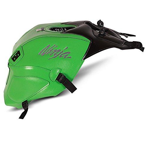 Tankschutzhaube Bagster Kawasaki Ninja 650 17-18 schwarz/ grün