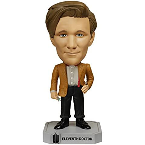 Funko - Figurita Bobble Head Doctor Who - Médico 11th 18cm - 0849803046354
