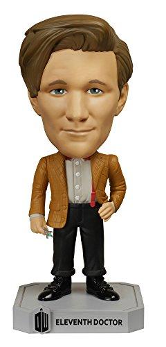 Funko - Bobble Head Doctor Who - 11th Doctor 18cm - 0849803046354