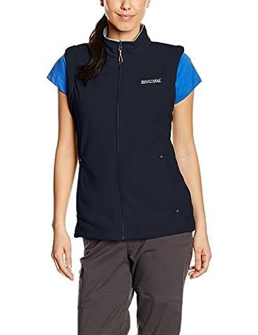 Regatta Women's Sweetness II Body Warmers - Navy/Polar Blue, Size 10