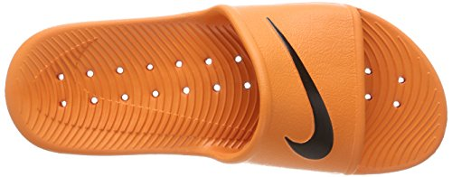 Nike Kawa Shower, Chaussures de Plage et Piscine Homme Orange (Solar Orangeblacksolar Orang 800)