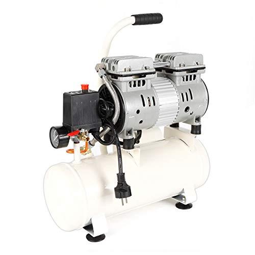 YIYIBY compresor Silencioso 12L Compresor aire comprimido