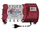 Bild des Produktes 'SAT Multischalter EMP Centauri 5/8 (Gigant) Profiline P.143-UP (PIU-4) mit Netzteil Switch FULLHD 3D Digital'