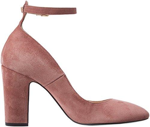 JONAK Marina, Scarpe con Cinturino alla Caviglia Donna Rosa (Rose)