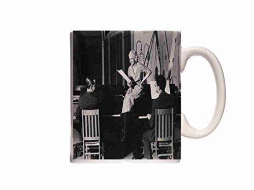 Mug Jean Harlow Ceramic Cup Box Gift (Cup Harlow)