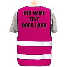 pink,/SeeMe by Workkitgirl Warnweste