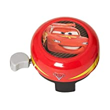 Disney Kids STAC892084 Car Bicycle Bell, Red, One Size