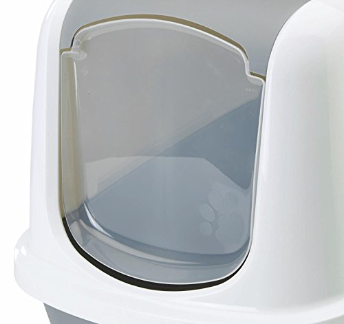 Ersatztür passend für XXL Katzentoilette NESTOR JUMBO, original Ersatzteil für Ihre Katzentoilette