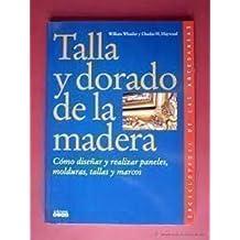 Talla y Dorado de La Madera