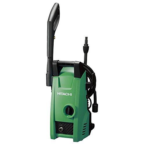 Hitachi AW100(LA) Vertical Eléctrico 330l/h 1400W Negro, Verde Limpiadora de alta presión o Hidrolimpiadora - Limpiador de alta presión (Vertical, Eléctrico, 5 m, Negro, Verde, 330 l/h, 70 bar)