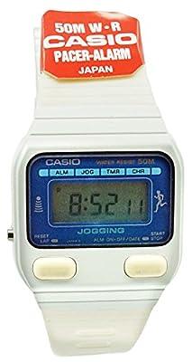 Casio J-30-7 - Reloj de pulsera mujer, caucho
