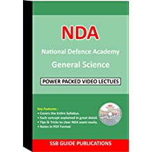 NDA GENERAL SCIENCE FULL DVD COURSE