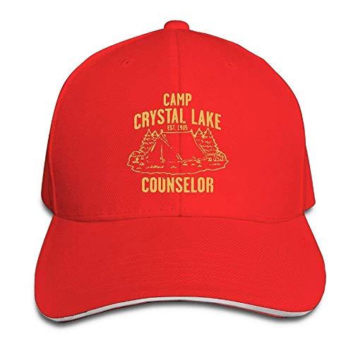 Preisvergleich Produktbild Monicago Hüte Unisex Camp Crystal Lake Counselor Adult Adjustable Trucker Cap