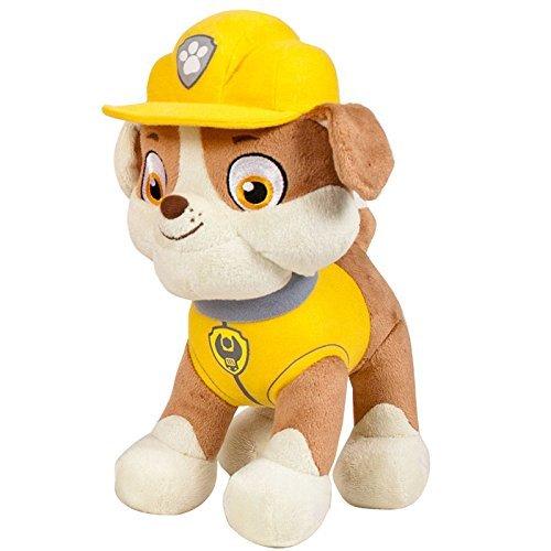plüsch, bulldog englisch spezialisten in der konstruktion 19cm Gute Qualität - Gelb Farbe - amarillo (Bulldog Plüsch)