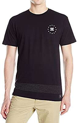 DC Shoes Men's Kalis 07 SS T Shirt