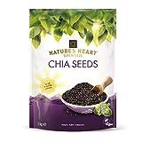 Terrafertil Nature's Heart Chia Seeds, 1 kg