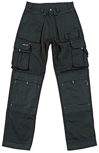 TuffStuff 700 - Pantaloni da lavoro - Nero, 44 W x 30 L