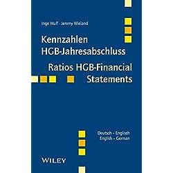 Kennzahlen HGB-Jahresabschluss/Ratios HGB-Financial Statements: Deutsch - Englisch/German - English