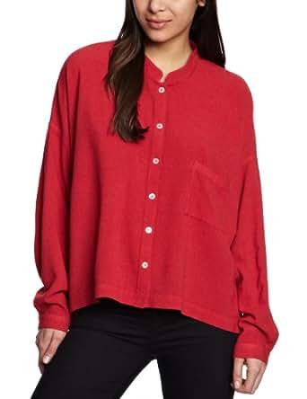Sahara London RET15-WVC Annika Box Women's Shirt Tulip Small/Medium