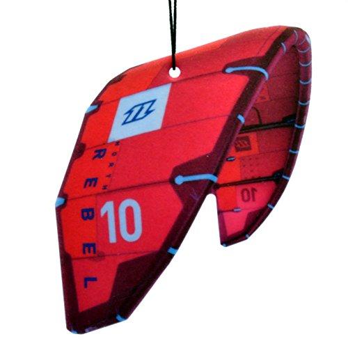 Preisvergleich Produktbild Lufterfrischer Kite North Rebel New Car auto raum Kitesurf duftbaum