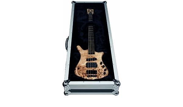 34a7e7eeae1 RockCase by Warwick Bass Guitar Plexiglas Wall Display Case, Black*:  Amazon.co.uk: Musical Instruments
