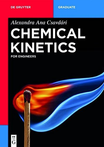 Chemical Kinetics: For Engineers (De Gruyter Textbook)