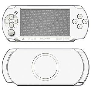atFoliX Skin kompatibel mit Sony PSP-E1000 / E1004, Designfolie Sticker (FX-Soft-Alpine), Matte Oberfläche