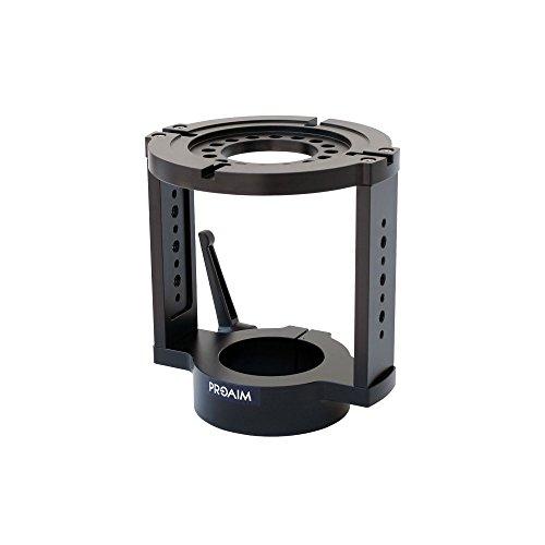 Proaim Euro/elemac zu Mitchell Riser Adapter Eine Perfekte Lösung für, die Höhe Ihrer Kamera ma-293-00 Mitchell Base Adapter