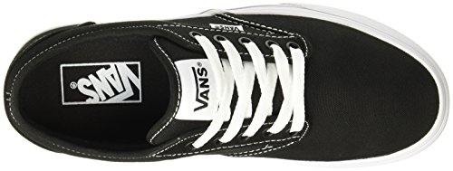 Vans Atwood, Sneaker Uomo Nero (Printed Fox)